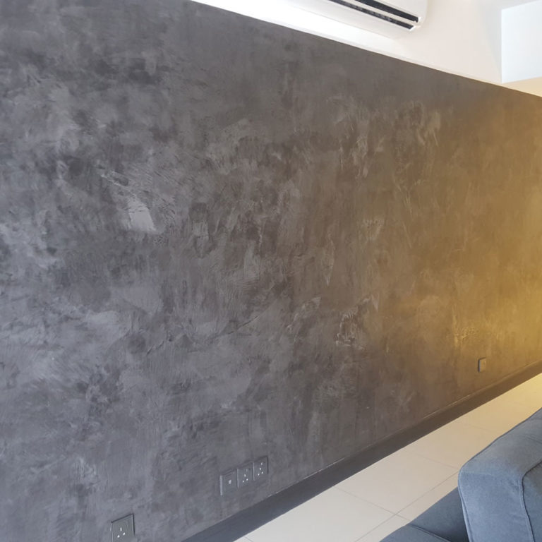 Cement Finish Special Effect Paint